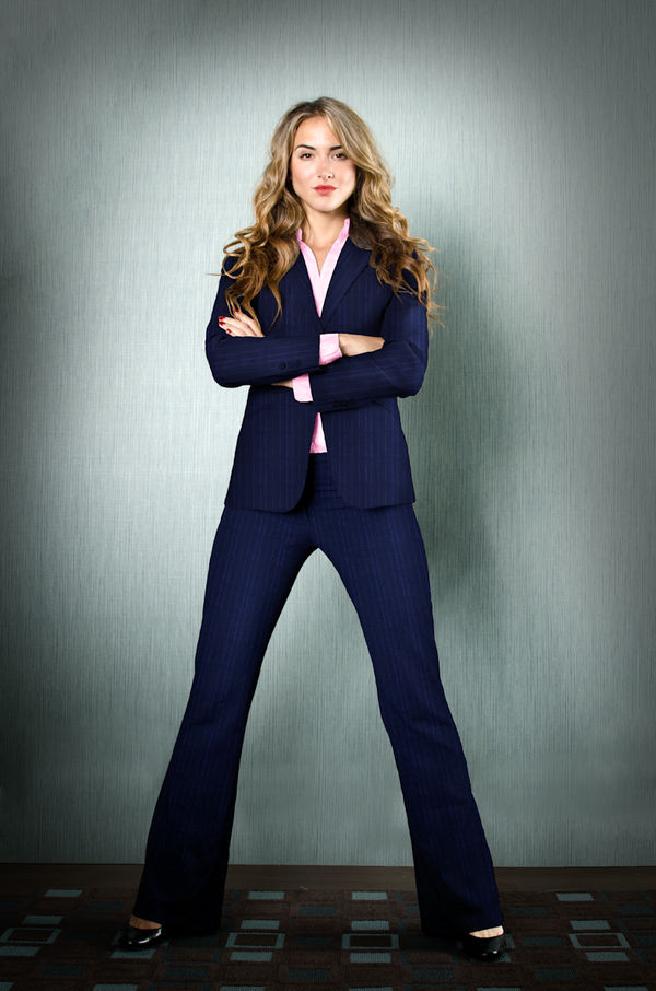 Bespoke Feminine Suits