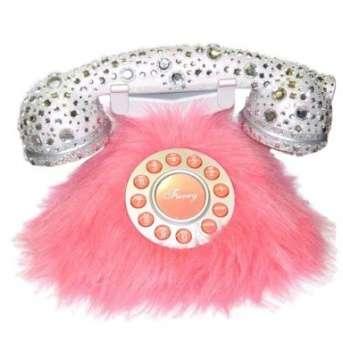 Overly Girlie Phones
