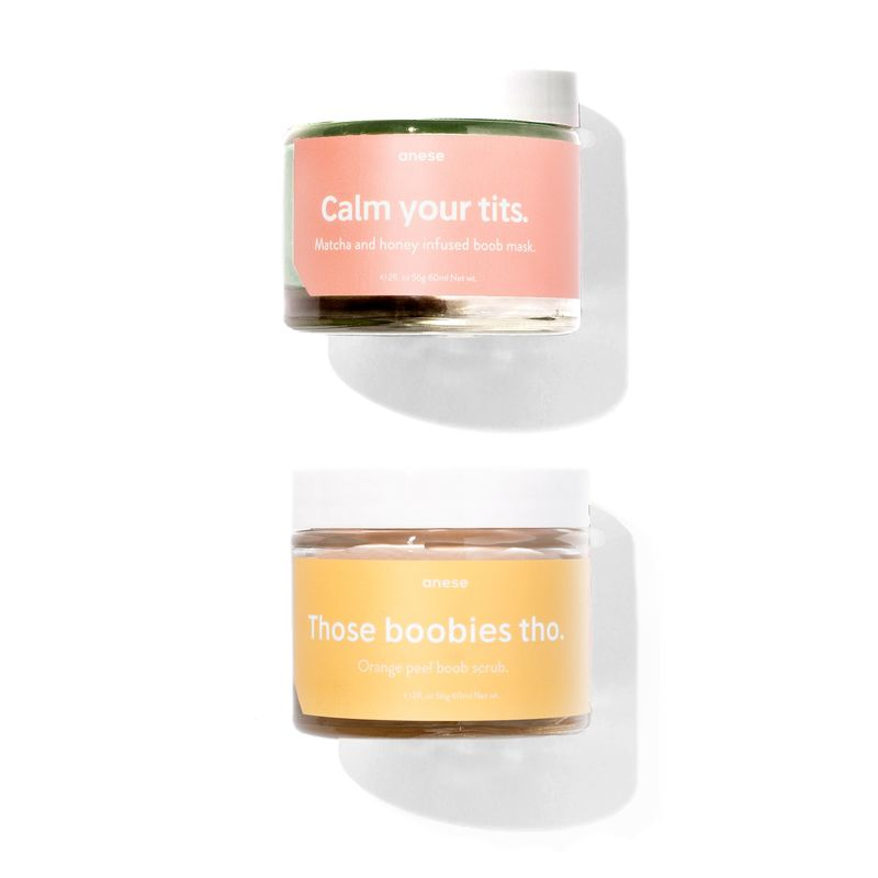 Bust-Specific Skincare Sets