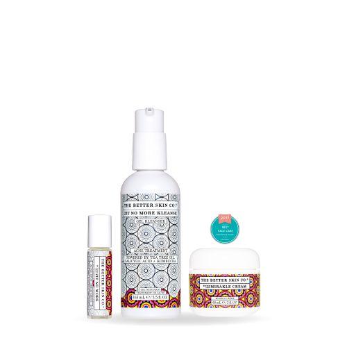 Anti-Breakout Skincare Sets