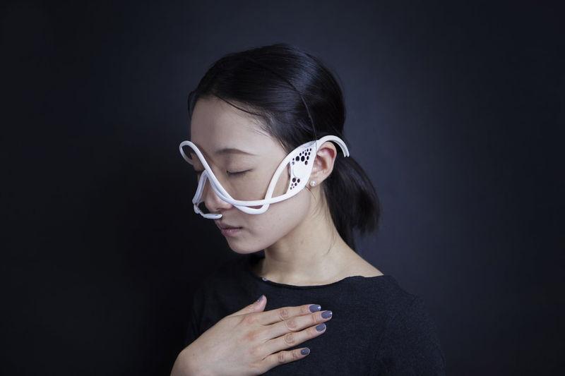 Psychologically Disruptive Masks