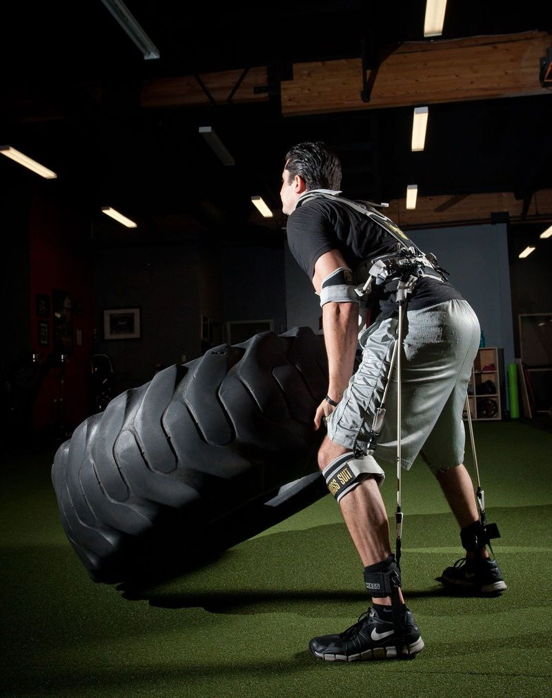 Full-Body Workout Resistance Systems