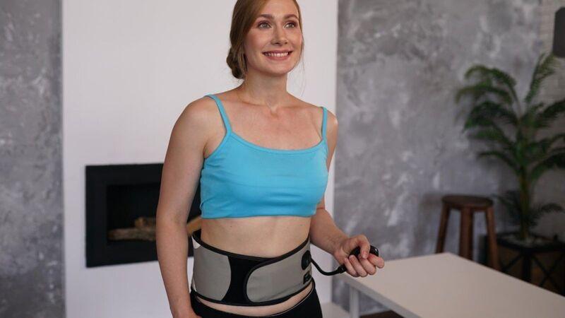 Back Pressure-Alleviating Belts