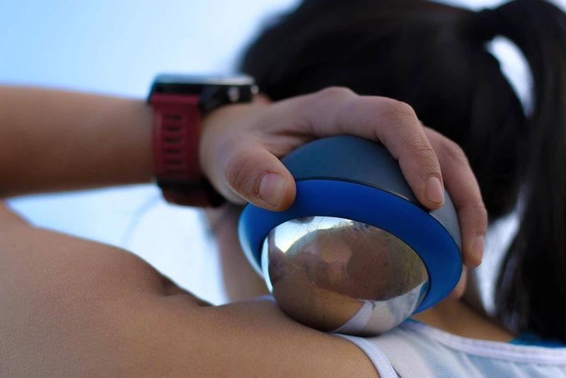Frozen Inflammation Reduction Balls