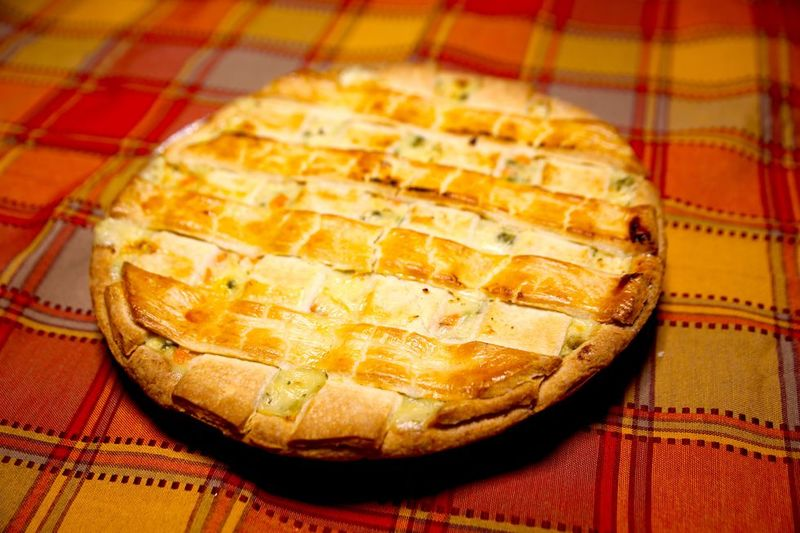 Five-Pound Chicken Pies