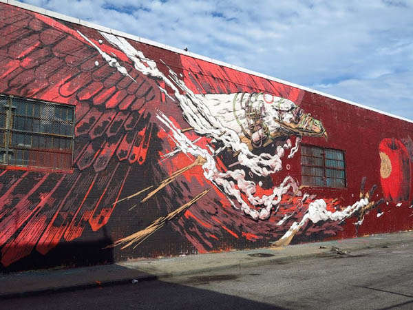 Dizzying Wall Murals Massive Wall Mural