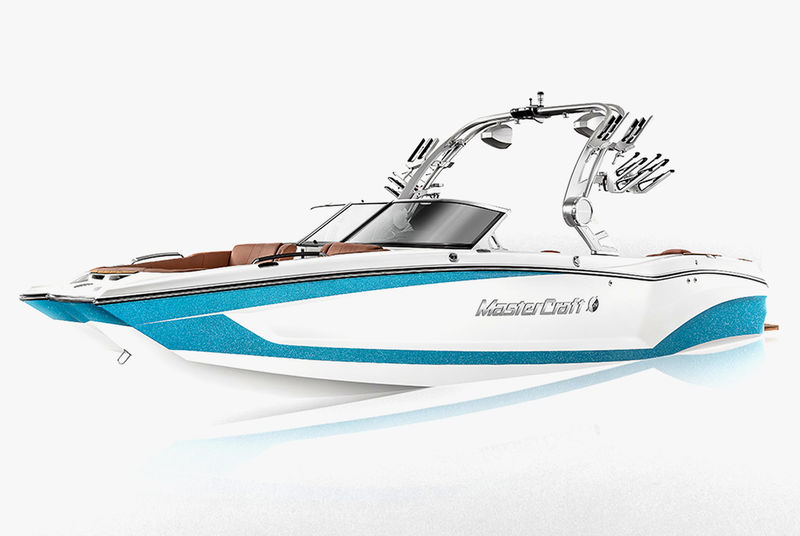 Wake Surf-Specific Boats