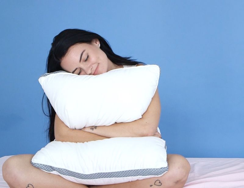 Precision Micro-Adapting Pillows