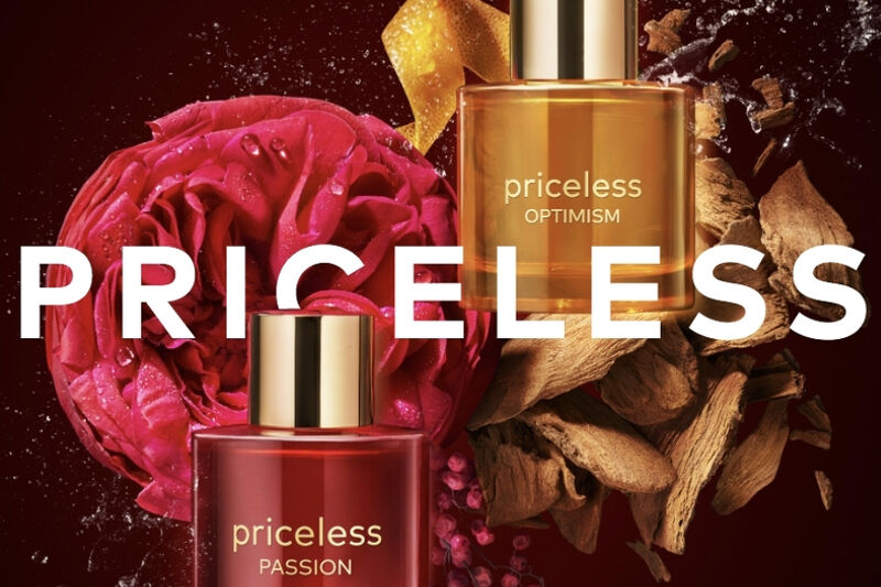 Credit Card-Inspired Fragrances