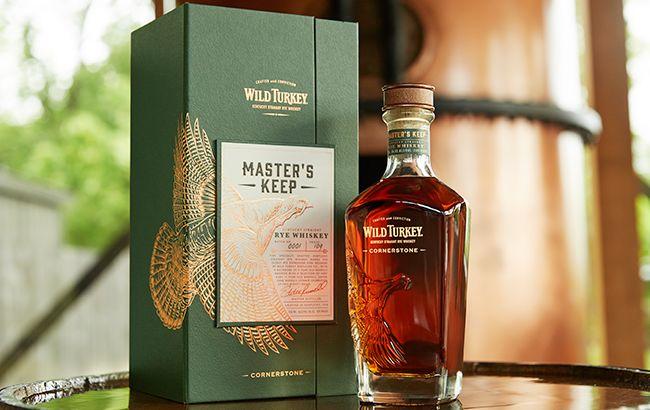 Aromatic Aged Rye Whiskeys