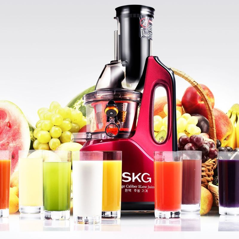 Anti-Oxidizing Juicers