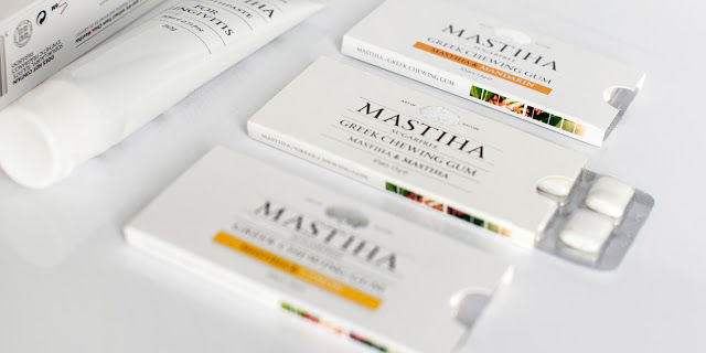 Holistic Chewing Gum Branding