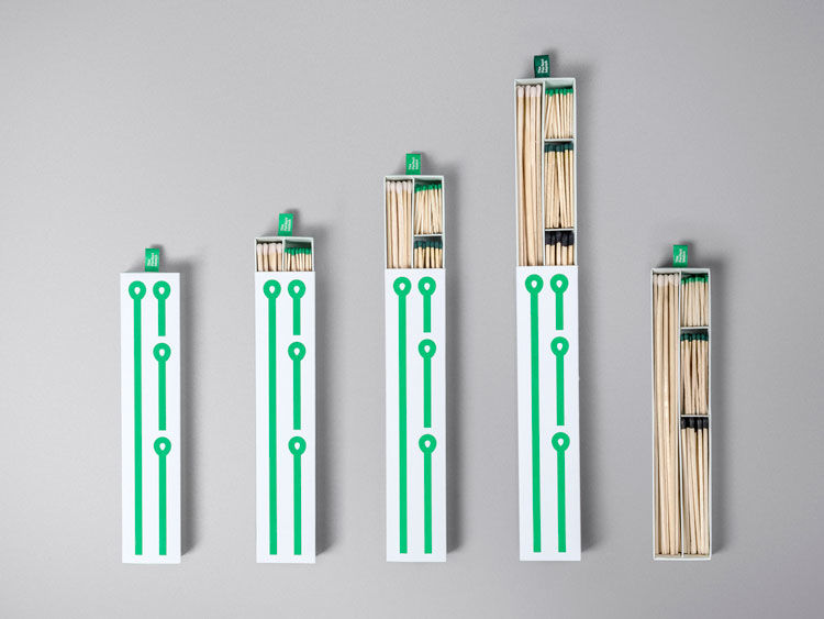 Varied Matchstick Sets