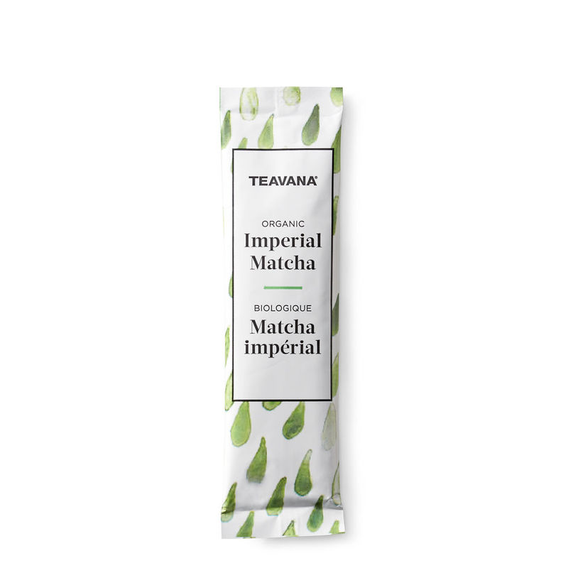 Single-Serve Matcha Packets