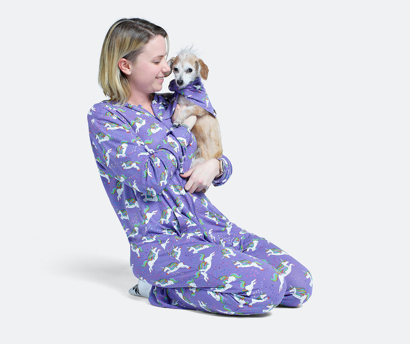 Pet-Matching Pajamas