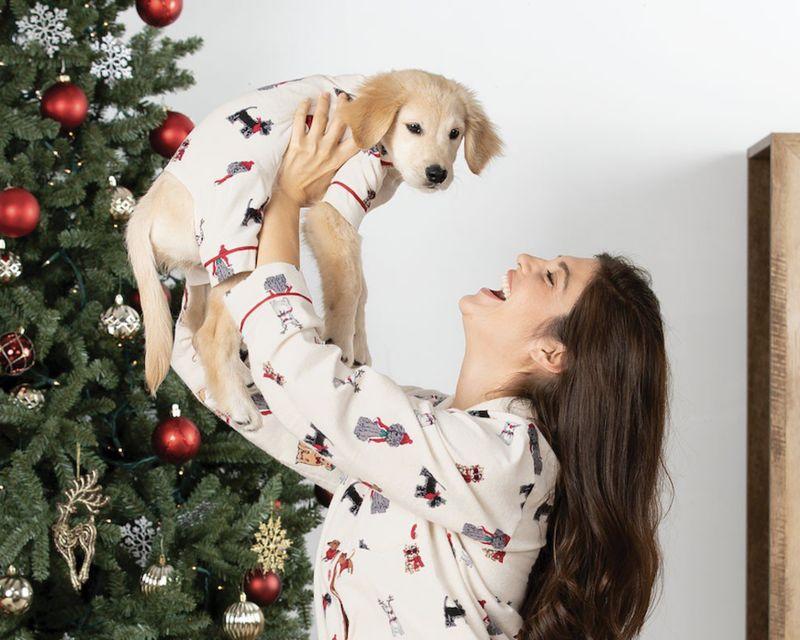 Matching Dog Pajamas