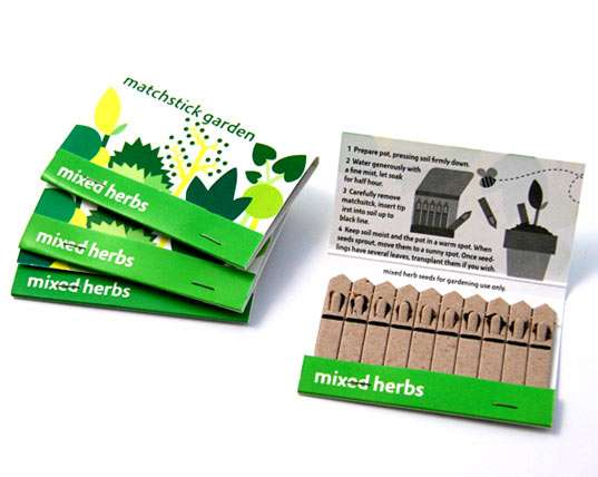 Horticulture Matchbooks