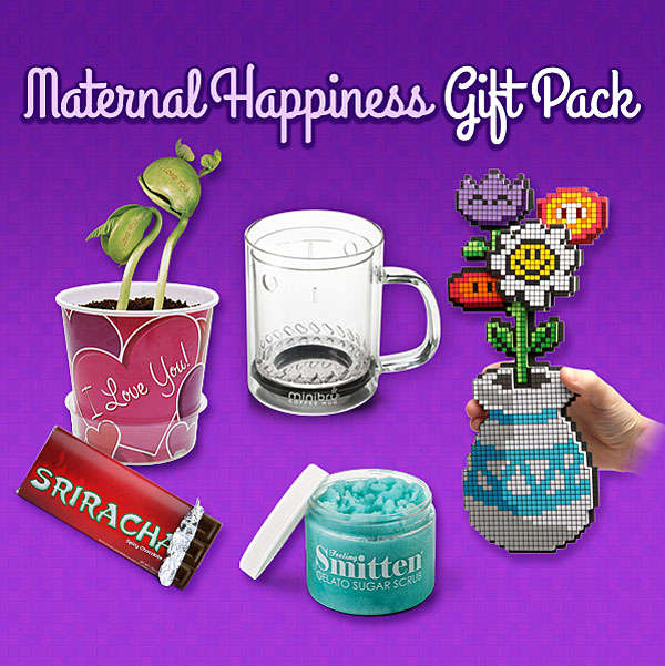 Geeky Feminine Gifts Sets