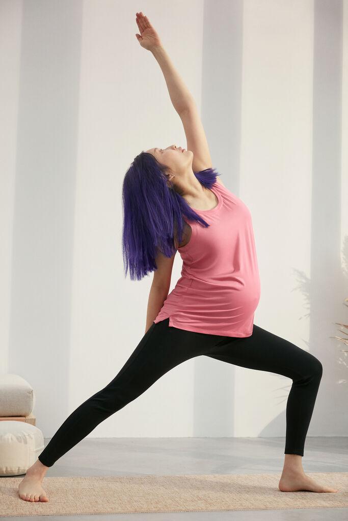 Supportive Maternity Sportswear
