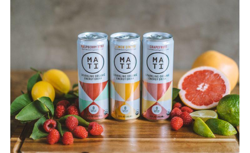 Antioxidant-Rich Energy Drinks