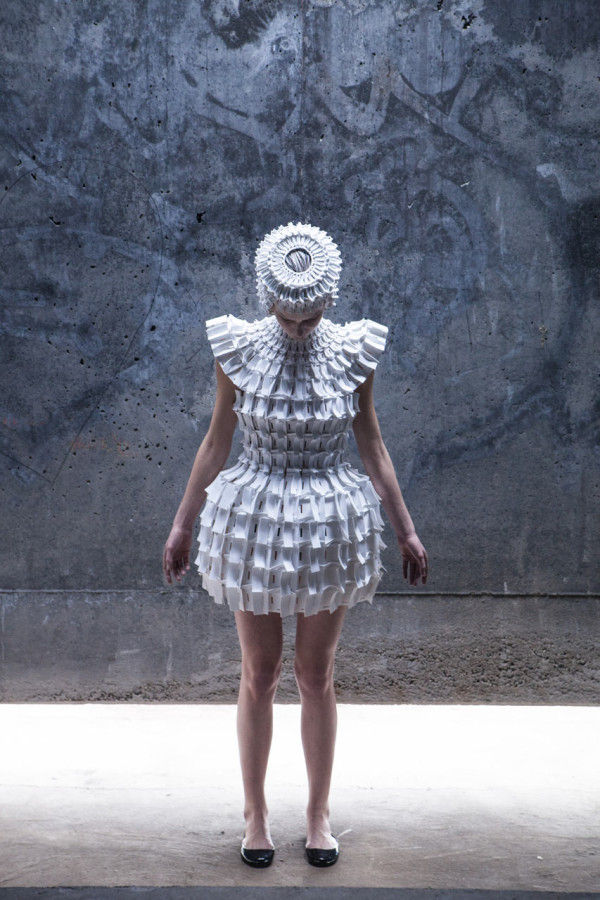 Conceptual Sculptural Fashion