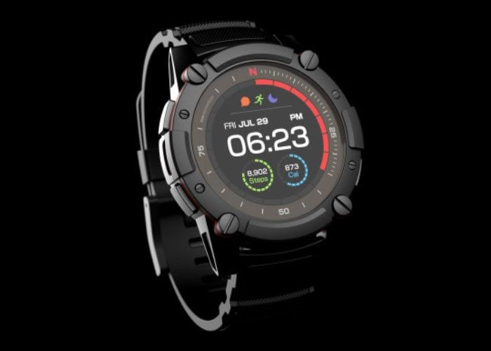 Advanced charge free smartwatches matrix powerwatch 2 for Matrix powerwatch
