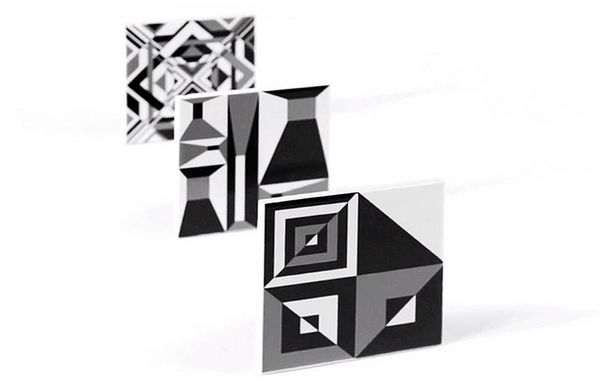Graphic Design-Inspired Furniture