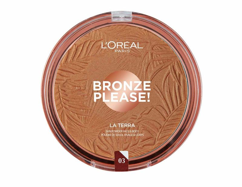 Non-Shimmery All-Over Bronzers