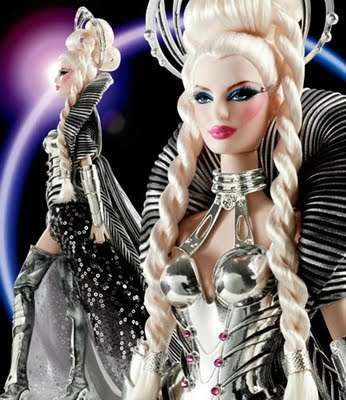 Gagafied Galactic Dolls