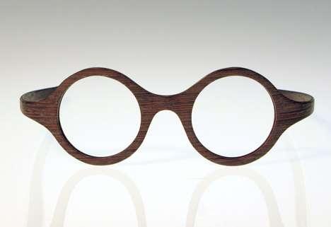 Woodgrain Spectacles