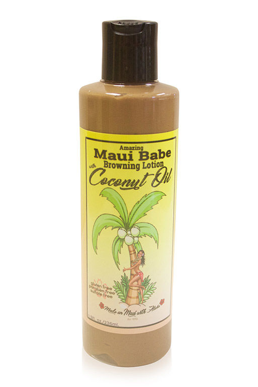 Coconut-Infused Tanning Lotions