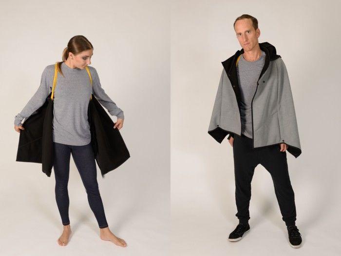 Versatile Surf Cloaks