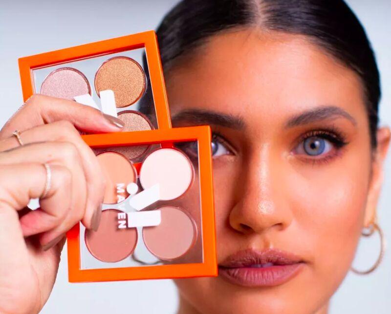Vibrant Cost-Conscious Cosmetics