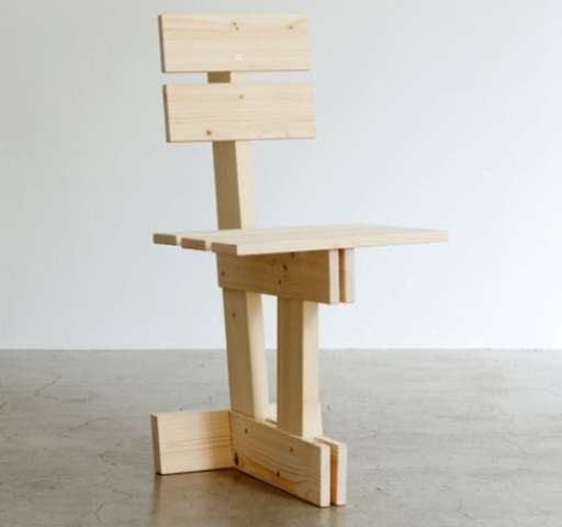 Designer DIY Furniture Max Lamb
