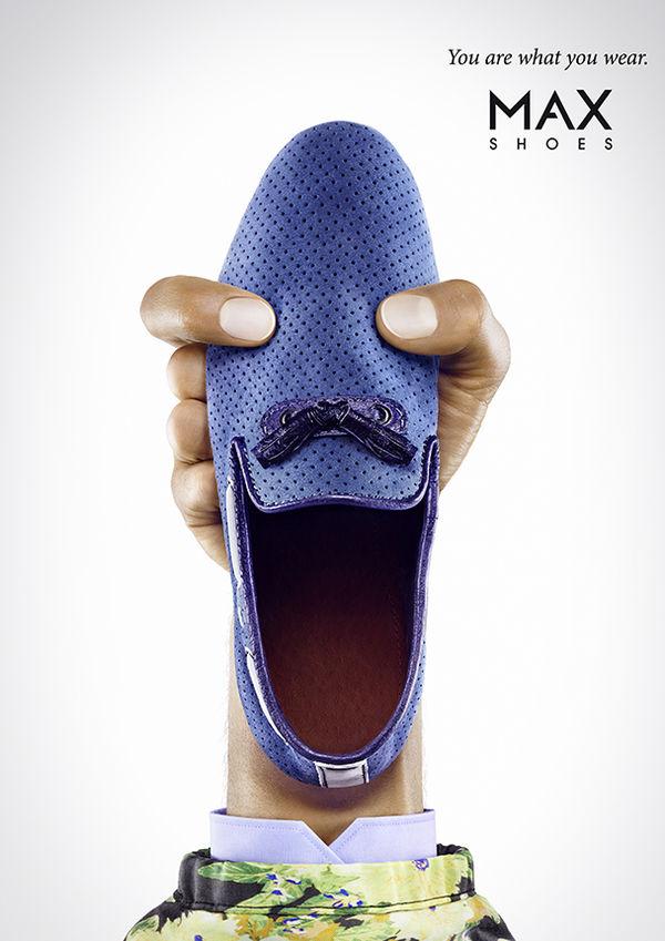 Shocked Shoe Expression Ads