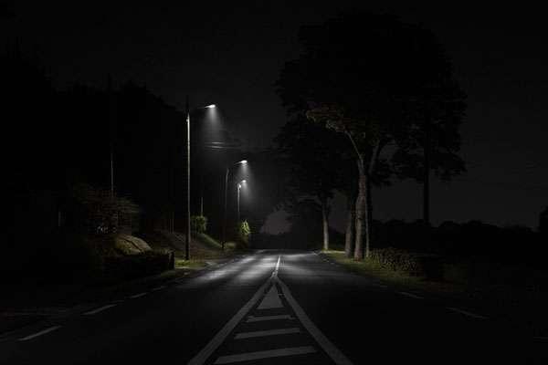 Comforting Streetlight Captures