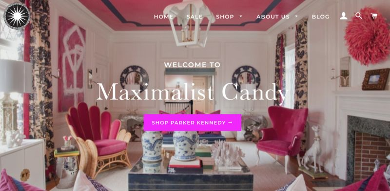 Maximalist Millennial Marketplaces