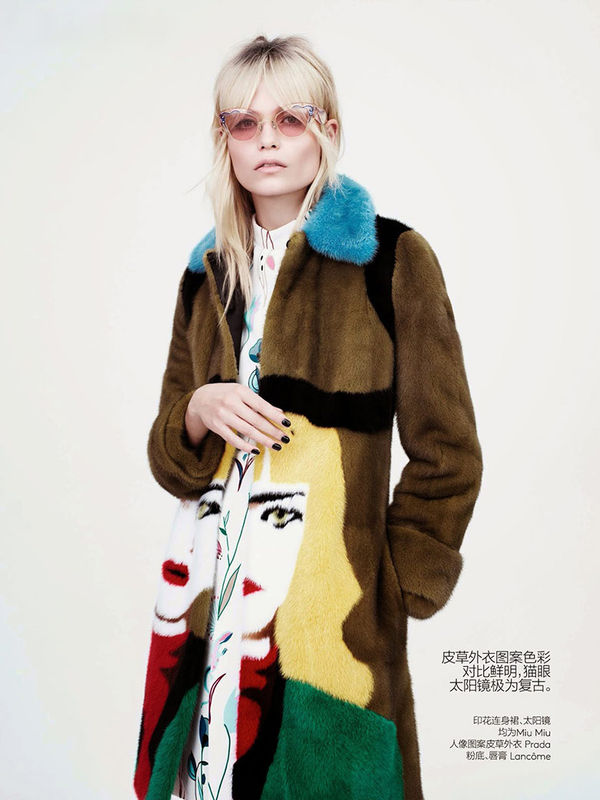 Mismatched Print Editorials