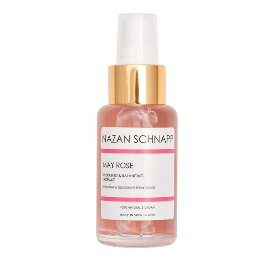 Organic Rose Spray Toners
