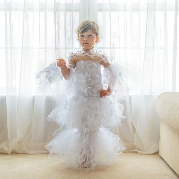 Toddler Costume Gown Designs