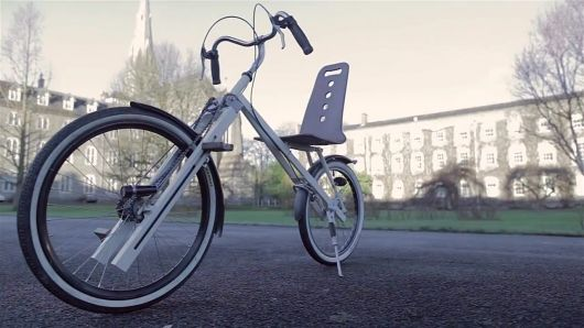 Efficiently Redesigned Bicycles
