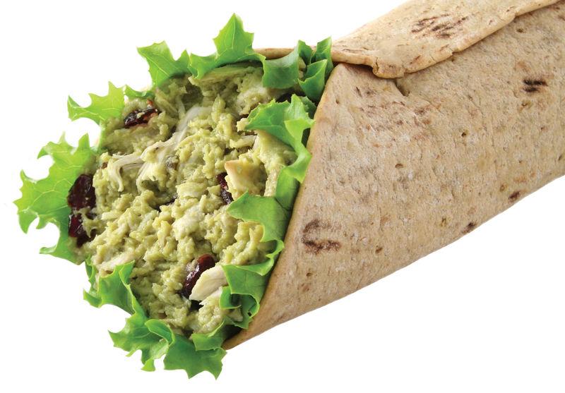 Mayo-Free Chicken Salads
