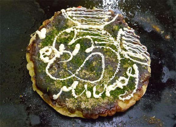 Asian Pancake Artistry