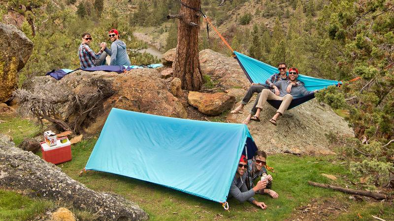 Versatile Camping Tarps