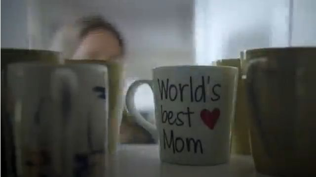 Caffeinated Mom Commercials