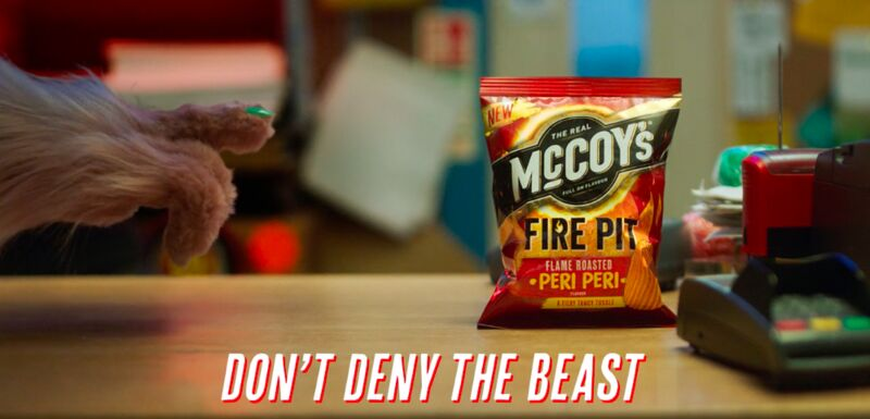 Monstrous Snack Ads