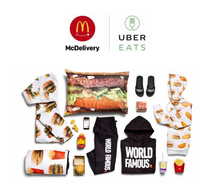 Fast Food Loungewear