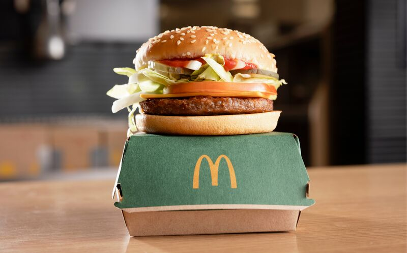 Meatless QSR Burger Launches