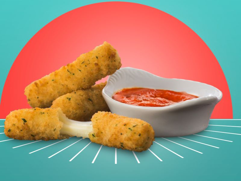 $1 Mozzarella Sticks