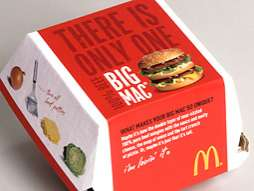 Fast Food Packaging Makeovers